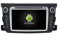 Android 8.0 For MERCEDES-BENZ SMART 2010-2015 (W2-V7614)