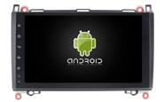 Android 8.0 For MERCEDES-BENZ A/B CLASS (W2-V7690)
