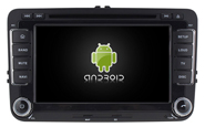 Android 8.0 For VOLKSWAGEN SERIES (W2-V7619)