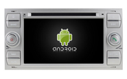 Android 8.0 For FORD FOCUS 2004-2008 (W2-V7631S)