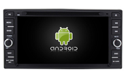 Android 8.0 For TOYOTA COROLLA 2000-2006 (W2-V7627)