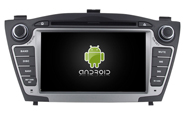 Android 8.0 For HYUNDAI ix35 2010-2013 (W2-V7633)
