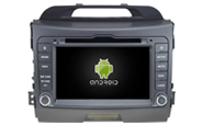 Android 8.0 For KIA SPORTAGE 2010-2012 (W2-V7637)