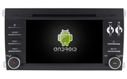 Android 8.0 For PORSCHE CAYENNE 2003-2010 (W2-V7615)