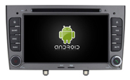 Android 8.0 For PEUGEOT 308 2008-2010 (W2-V7647G)