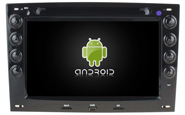 Android 8.0 For RENAULT MEGANE 2003-2008 (W2-V7656)