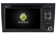 Android 8.0 For AUDI A4 2002-2008 (W2-V7624)