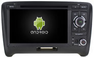 Android 8.0 For AUDI TT 2006-2015 (W2-V7625)