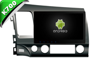 Android 9.1 For HONDA CIVIC 2007-2011 (W2-K5327)