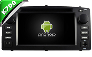 Android 9.0 For TOYOTA COROLLA 2004-2007 (W2-K5512)