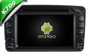 Android 8.1 For MERCEDES-BENZ C CLASS W203 (W2-K5513)