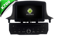 Android 9.0 For RENAULT Megane III 2009-2011 (W2-K5515B)