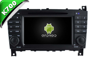 Android 8.1 For MERCEDES-BENZ C CLASS (W2-K5517)
