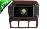 Android 8.1 For MERCEDES-BENZ S CLASS (W2-K5518)