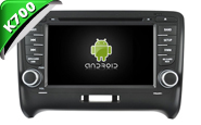 Android 8.1 For AUDI TT 2006-2014 (W2-K5525)