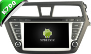 Android 8.1 For HYUNDAI I20 2015 (For Right Hand Driver) (W2-K5566R)