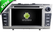 Android 8.1 For TOYOTA AVENSIS 2008-2013 (W2-K5585S)