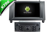 Android 8.1 For PEUGEOT 407 (W2-K5588S)