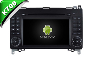 Android 8.1 For MERCEDES-BENZ A/B CLASS (W2-K5716)
