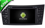 Android 8.1 For MERCEDES-BENZ E CLASS W211 (W2-K5799)
