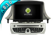 Android 8.1 For RENAULT Megane III 2009-2011 (W2-RH5515S)