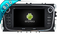 Android 8.1 For FORD MONDEO(2007-2013)/FOCUS(2008-2011)/ (W2-RH5762B)