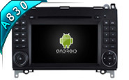 Android 8.1 For MERCEDES-BENZ A/B CLASS (W2-RH5716)
