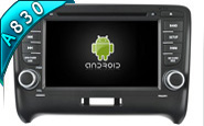 Android 8.1 For AUDI TT 2006-2014 (W2-RH5525)