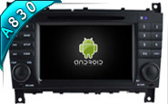 Android 8.1 For MERCEDES-BENZ C CLASS (W2-RH5517)