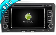 Android 8.1 For AUDI A3 (W2-RH5763)