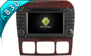 Android 8.1 For MERCEDES-BENZ S CLASS (W2-RH5518)