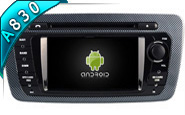 Android 8.1 For SEAT IBIZA 2013 (W2-RH5524)