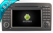 Android 8.1 For MERCEDES-BENZ ML 320/ML 350/GL X164 (W2-RH5558)