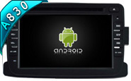 Android 8.1 For RENAULT DUSTER (W2-RH5787)