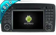 Android 8.1 For BENZ R CLASS W251 R280/R320/R350/R500 (W2-RH5551)