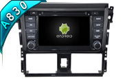 Android 8.1 For TOYOTA YARIS 2014 (W2-RH5752)