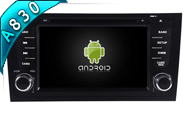 Android 8.1 For AUDI A6/S6/RS6 (W2-RH5577)
