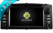 Android 8.1 For TOYOTA COROLLA 2004-2007 (W2-RH5512)