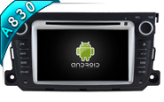 Android 8.1 For MERCEDES-BENZ SMART 2010-2014 (W2-RH5502)