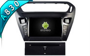 Android 8.1 For CITROEN ELYSEE/PEUGEOT 301 (W2-RH5695)