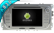Android 8.1 For FORD MONDEO(2007-2013)/FOCUS(2008-2011)/ (W2-RH5762S)