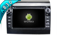 Android 8.1 For FIAT DUCATO (W2-RH5586)