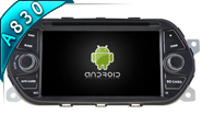 Android 8.1 For FIAT TIPO EGEA 2015-2017 (W2-RH5336)