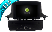 Android 8.1 For RENAULT Megane III 2009-2011 (W2-RH5515B)
