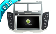 Android 8.1 For TOYOTA YARIS 2005-2011 (W2-RH5747)
