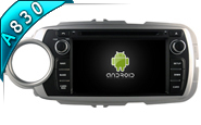 Android 8.1 For TOYOTA YARIS 2012 (W2-RH5748)