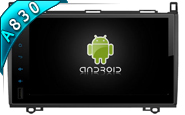 Android 8.1 For MERCEDES-BENZ A/B CLASS (W2-RH5340)