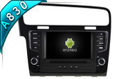 Android 8.1 For VOLKSWAGEN GOLF 7 (W2-RH5521)