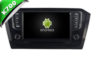 Android 10 For VOLKSWAGEN MAGOTAN/PASSAT B8 2017 (W2-KS6249)