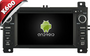 Android 6.0 For JEEP GRAND CHEROKEE 2012 (W2-K7840)